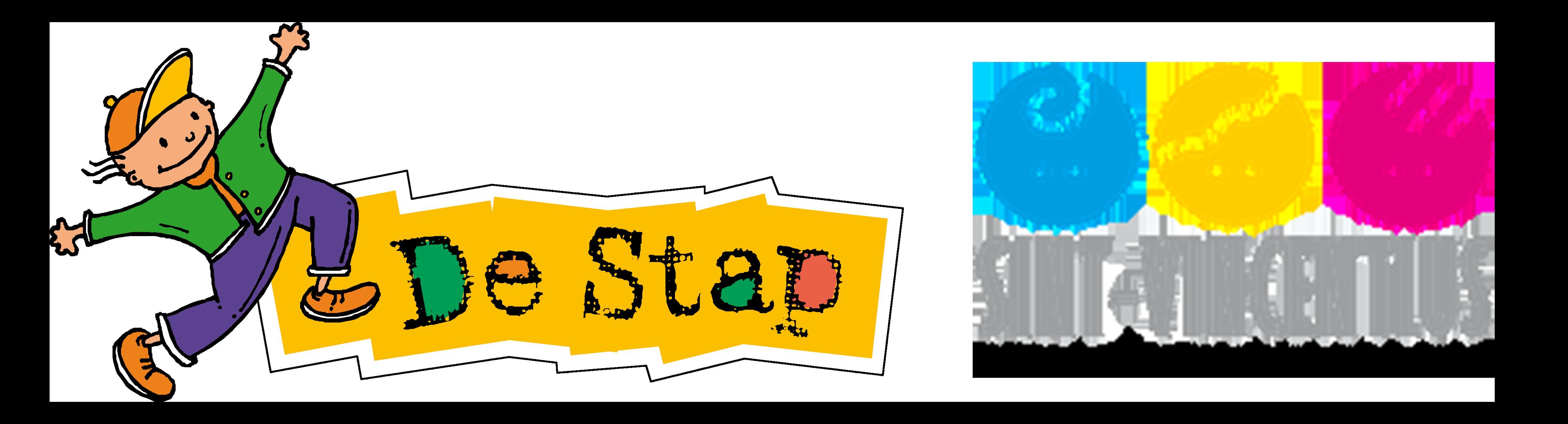 De Stap en scholengemeenschap logo